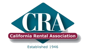 California Rental Association