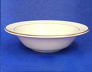 Where to find Soup Bowl  Or Cereal Bowl  Ivory w Gold in Sacramento