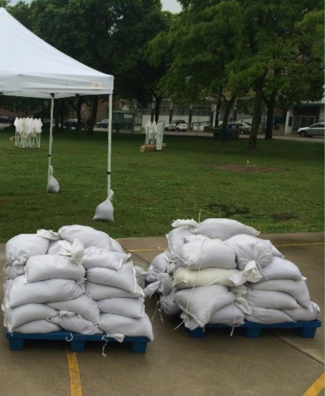 Where to find Sandbag in Sacramento