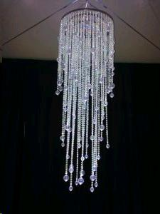 Where to find Chandelier, Acrylic Bead w Ball Pendant in Sacramento