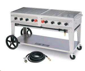 Where to find BBQ, Gas - 8 Burner  Propane  Stainless in Sacramento