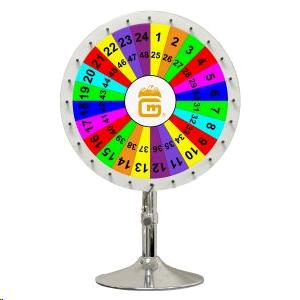Where to find PRIZE WHEEL in Sacramento