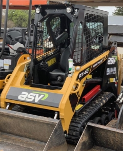 Rental store for TRACTOR-Compact, Skid Steer w Tracks in Sacramento CA