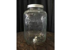 Rental store for Beverage Disp, 2 Gal Glass Mason Jar in Sacramento CA