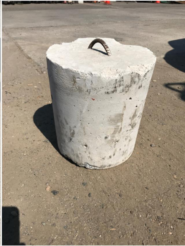 Where to find Bucket, Concrete 100lb in Sacramento