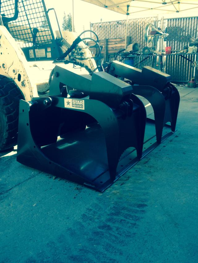 Where to find Grapple Bucket 68   For Skid Steer in Sacramento