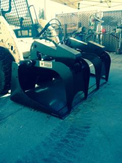 Rental store for Grapple Bucket 68   For Skid Steer in Sacramento CA