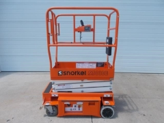 Rental store for ScissorLift 10   Elect.  Push in Sacramento CA