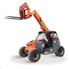 Rental store for Forklift, Forward Reach Telehandler 4WD in Sacramento CA