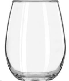 Rental store for Stemless Wine Glass, 17 OZ. in Sacramento CA
