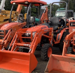 Rental store for Tractor, Kubota Deluxe Diesel 4WD in Sacramento CA