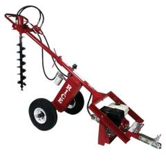 Rental store for Auger, 1-Man Gas Powered-Towable in Sacramento CA