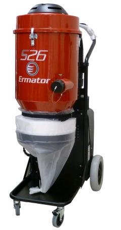 Rental store for Vacuum,Erminator S26  Dry Only in Sacramento CA