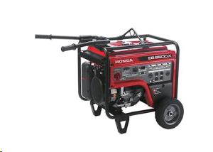 Where to find Generator, EB6500 Watt  Gas in Sacramento