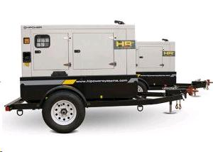 Where to find Generator, 25kva-35kva Diesel  Tow in Sacramento