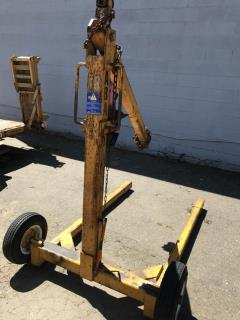 Rental store for Hoist, LB Towable Engine in Sacramento CA