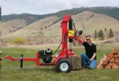 Rental store for Log Splitter, HYD Towable  Gas in Sacramento CA