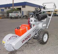 Rental store for Stump Grinder, Compact Self-Propelled in Sacramento CA