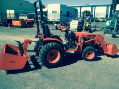 Rental store for Tractor, Kubota Diesel 4WD in Sacramento CA