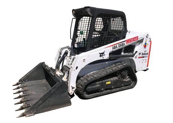 Where to find Tractor, Skid Steer w Tracks T450 in Sacramento