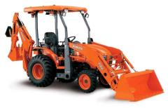 Rental store for Tractor, Loader Backhoe KUBOTA in Sacramento CA