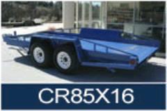 Rental store for Trailer, Car  Heavy Duty   2 Axle in Sacramento CA