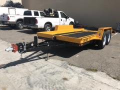 Rental store for Trailer, 2 Axle Equipment in Sacramento CA