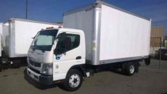 Rental store for Truck, 16 FT Van With Lift in Sacramento CA