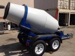 Rental store for Trailer, Mixer  Gas  1YD in Sacramento CA