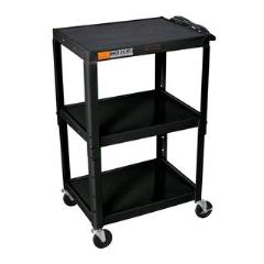 Rental store for Stand, Audio Visual  Rolling Cart in Sacramento CA