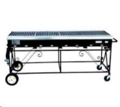 Rental store for Barbeque, Gas - 8 Burner  Propane in Sacramento CA