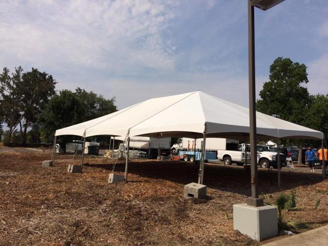 Where to find Tent, Party  30  x 45 in Sacramento