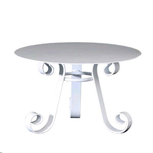 Where to find Cake Stand, Round Scroll Medium 12 in Sacramento