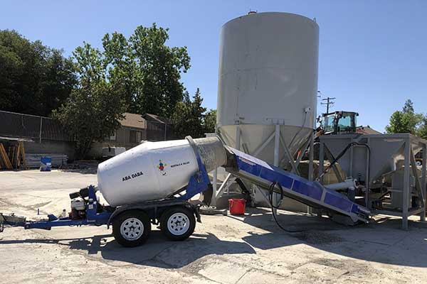 Concrete delivered in Sacramento & Citrus Heights CA