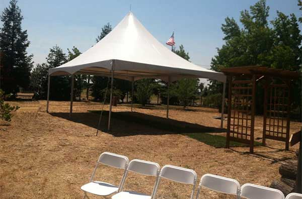 Canopy rentals in the Sacramento Metro Area