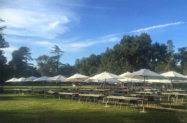 Event rentals in Sacramento & Citrus Heights CA